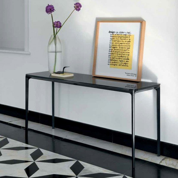 console meubles et atmosph re. Black Bedroom Furniture Sets. Home Design Ideas