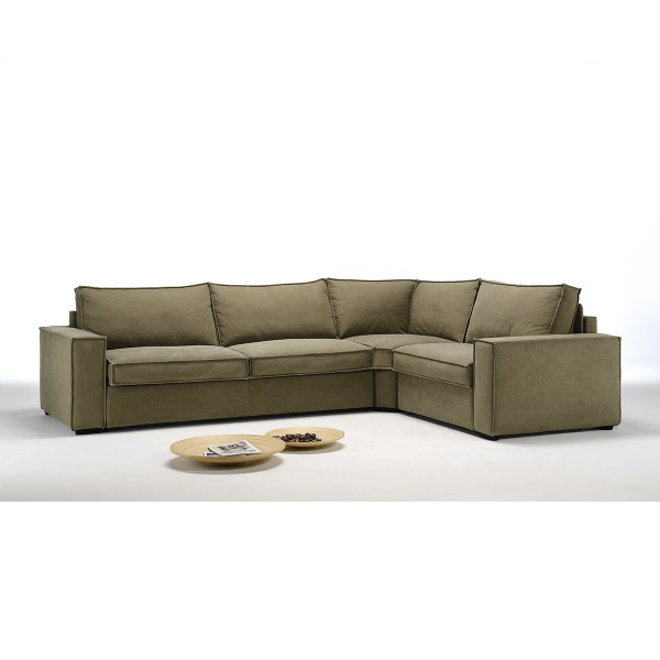 Canap d 39 angle convertible martyrs meubles et atmosph re - Canape d angle convertible couchage quotidien ...