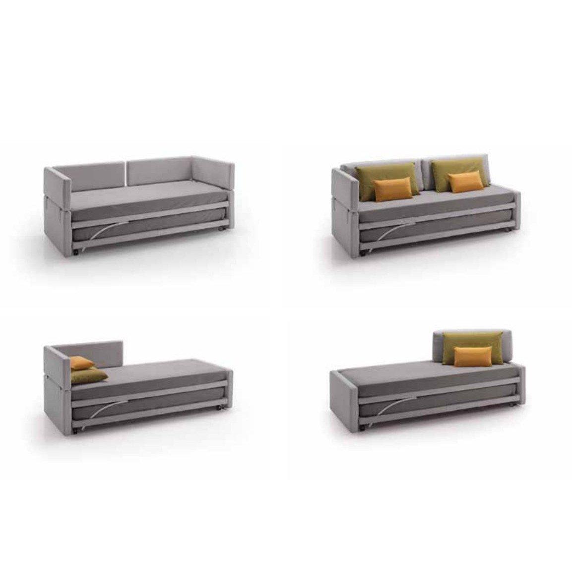 lit gigogne solal meubles et atmosph re. Black Bedroom Furniture Sets. Home Design Ideas