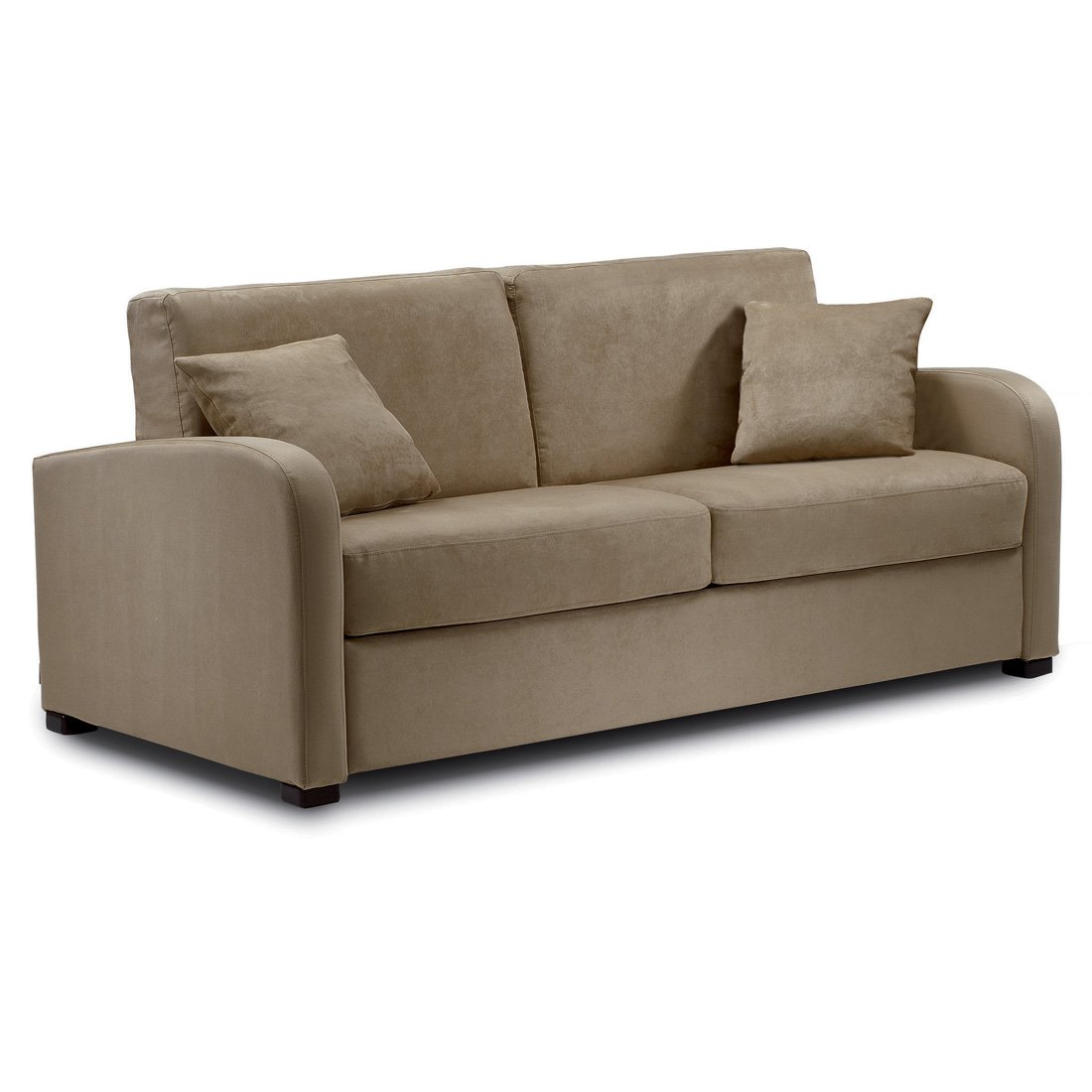 Canap convertible chatillon meubles et atmosph re for Canape convertible et fauteuil assorti