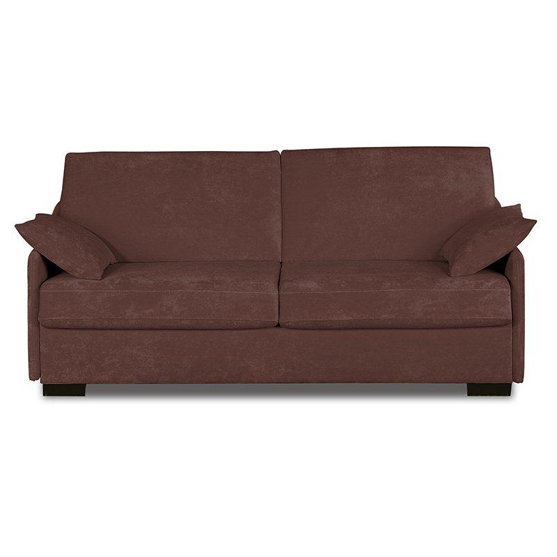 Canape convertible pereire meubles et atmosphere for Canapé convertible couchage quotidien avec tapis d entrée original