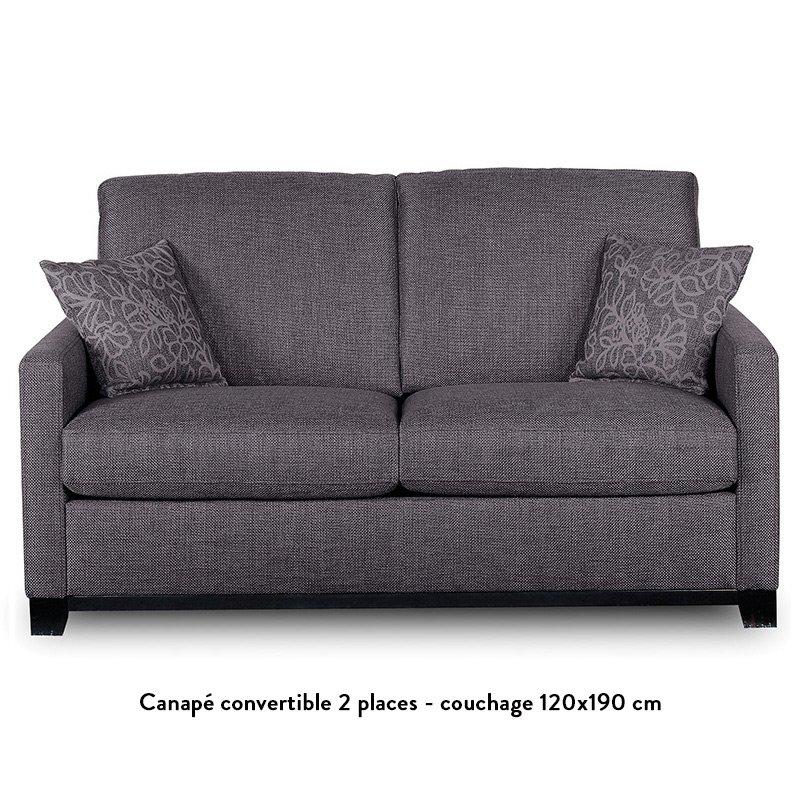 petit canap convertible suresnes meubles et atmosph re. Black Bedroom Furniture Sets. Home Design Ideas