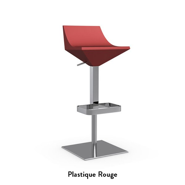 tabouret de bar pivotant fly meubles et atmosph re. Black Bedroom Furniture Sets. Home Design Ideas