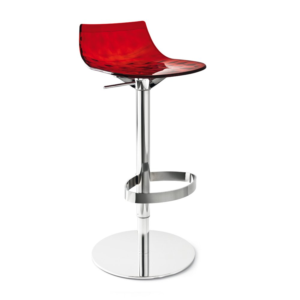 Tabouret de bar pivotant ice meubles et atmosph re for Bar pivotant cuisine