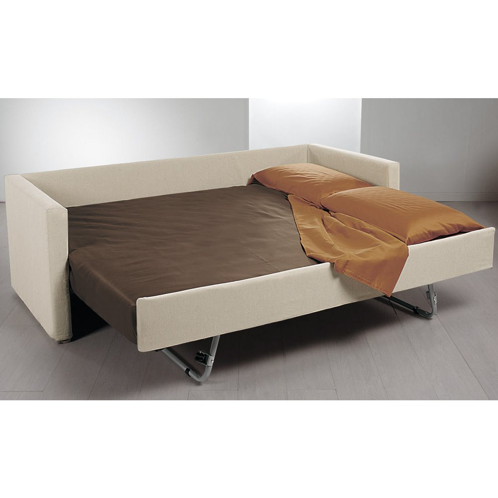 Banquette lit gigogne 2 places decorations magazine - Lit 1 place convertible 2 places ...