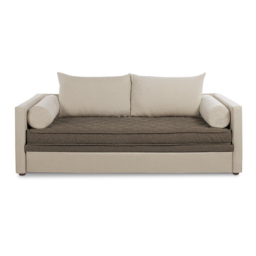 Canap lit gigogne lyon meubles et atmosph re - Lit gigogne 3 places ...