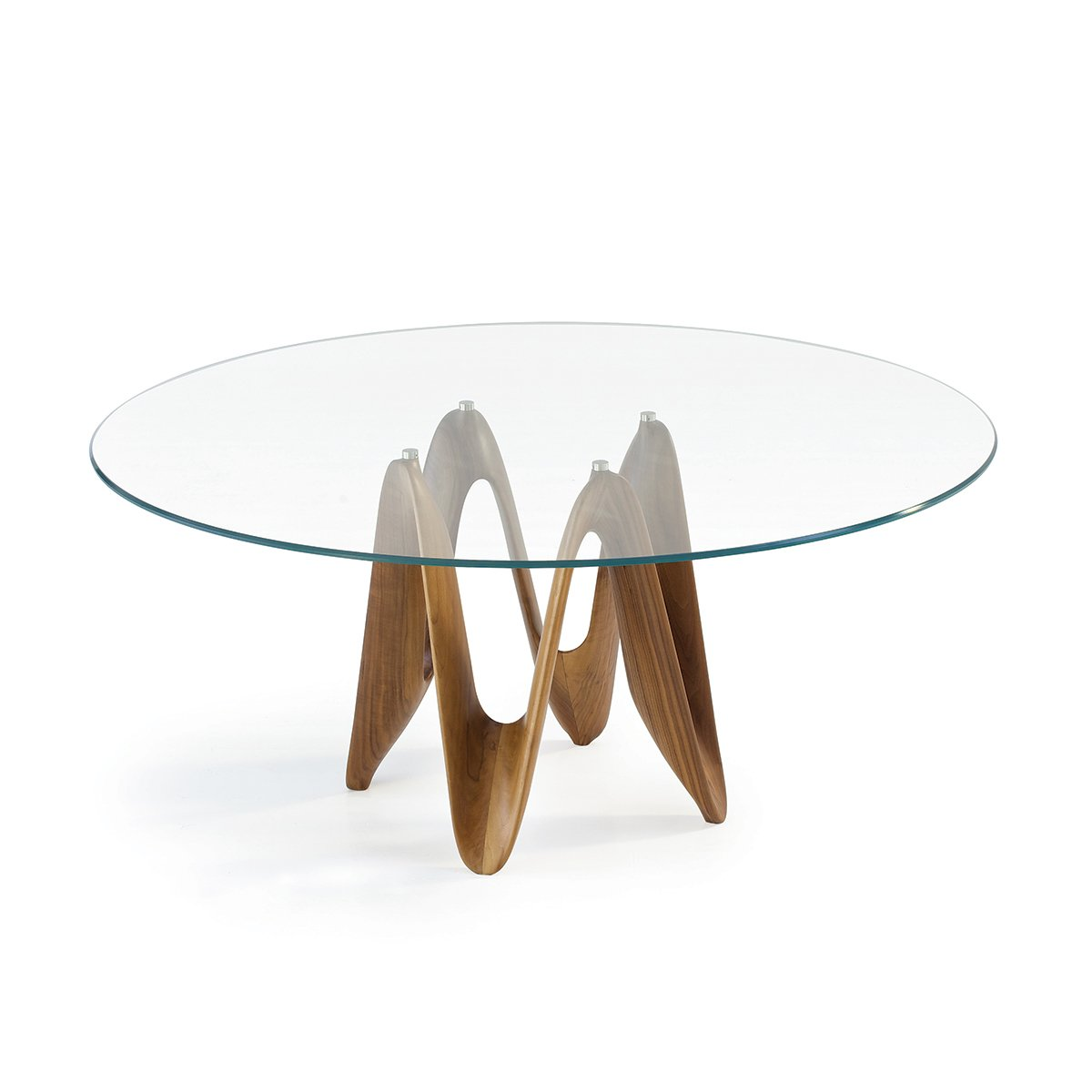 Table de repas ronde voltige meubles et atmosph re for Table de repas ronde