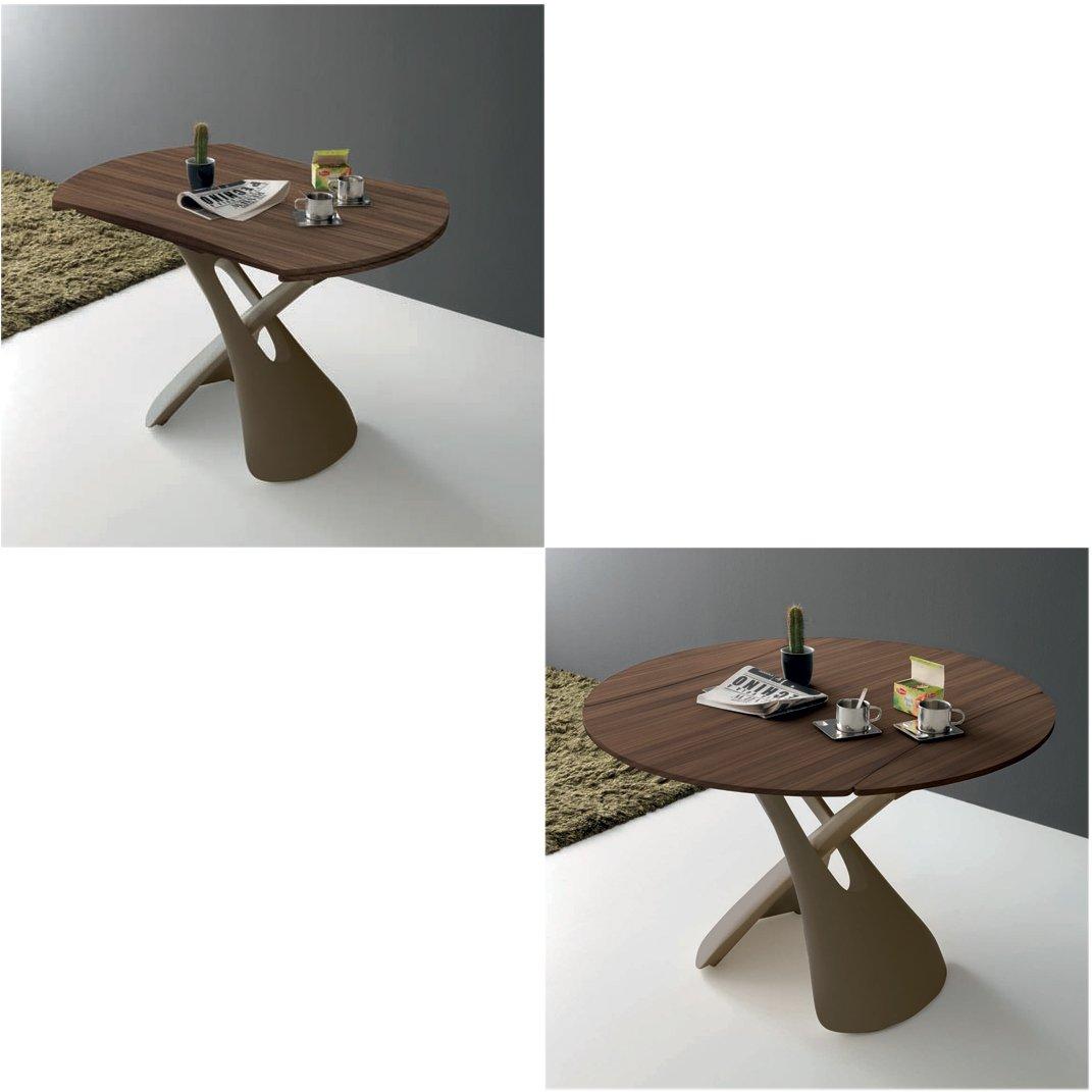 Table basse relevable ronde saint germain meubles et for Table basse ronde relevable