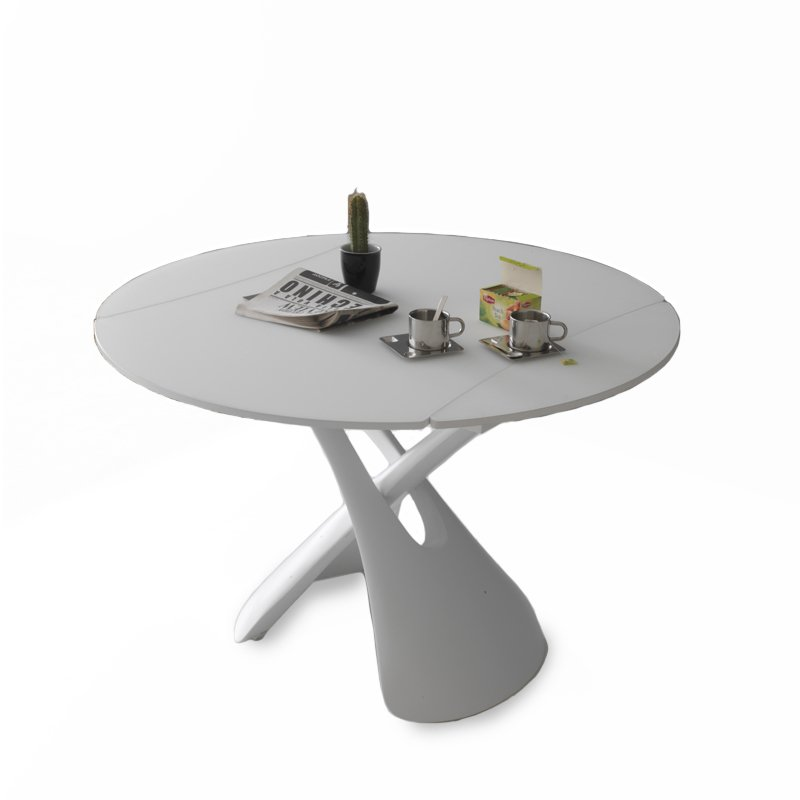 Table basse relevable ronde saint germain meubles et - Table basse relevable ronde ...