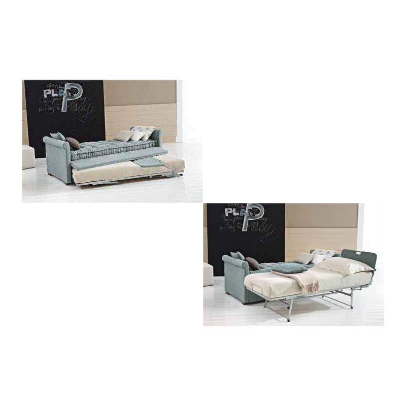 lit gigogne adulte camelia meubles et atmosph re. Black Bedroom Furniture Sets. Home Design Ideas