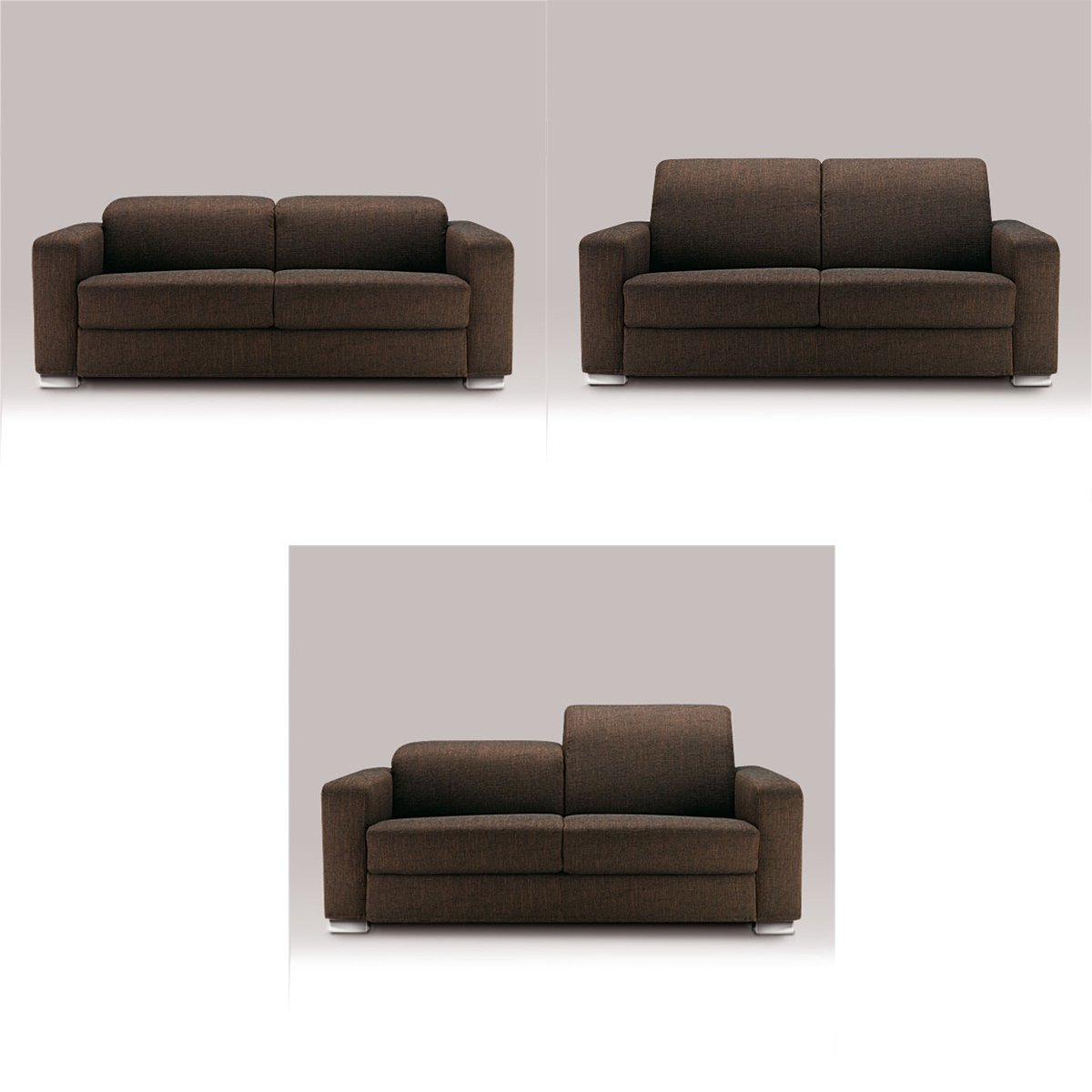 94 canape convertible couchage quotidien rapido. Black Bedroom Furniture Sets. Home Design Ideas