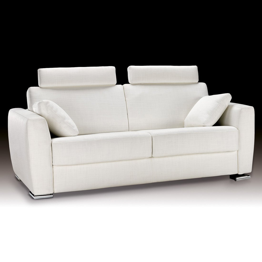 Canape lit couchage quotidien awesome canap convertible for Convertible couchage quotidien