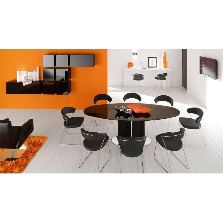 Table extensible odyssey meubles et atmosph re for Meuble bureau extensible