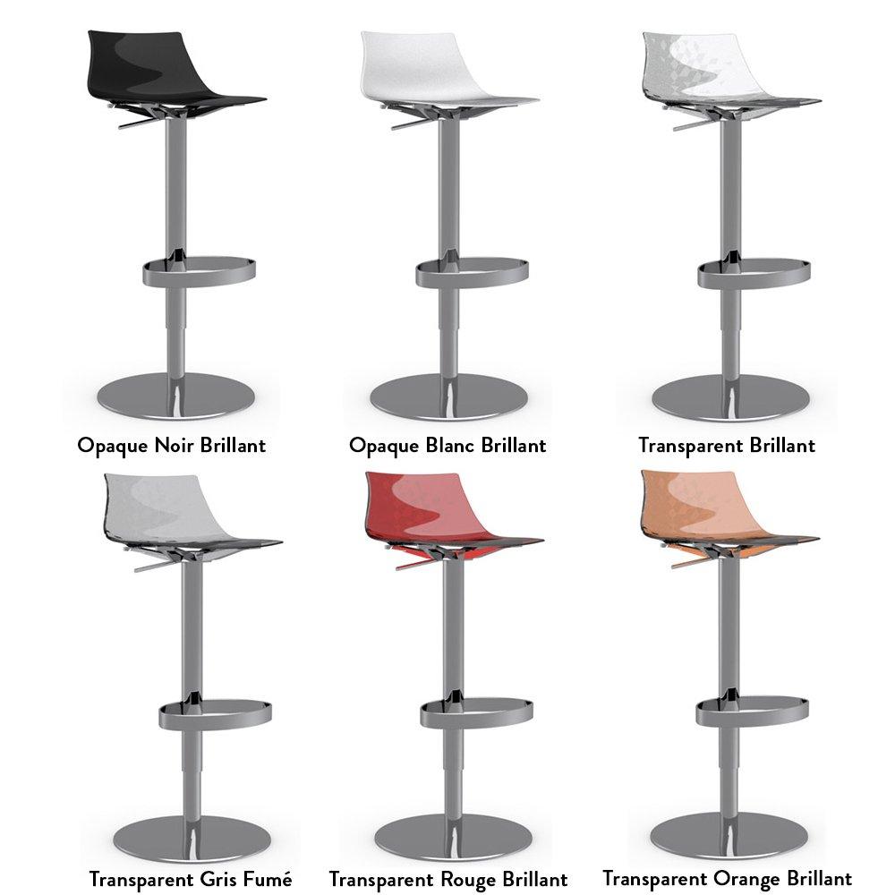 Tabouret de bar transparent fashion designs - Tabouret de bar original ...