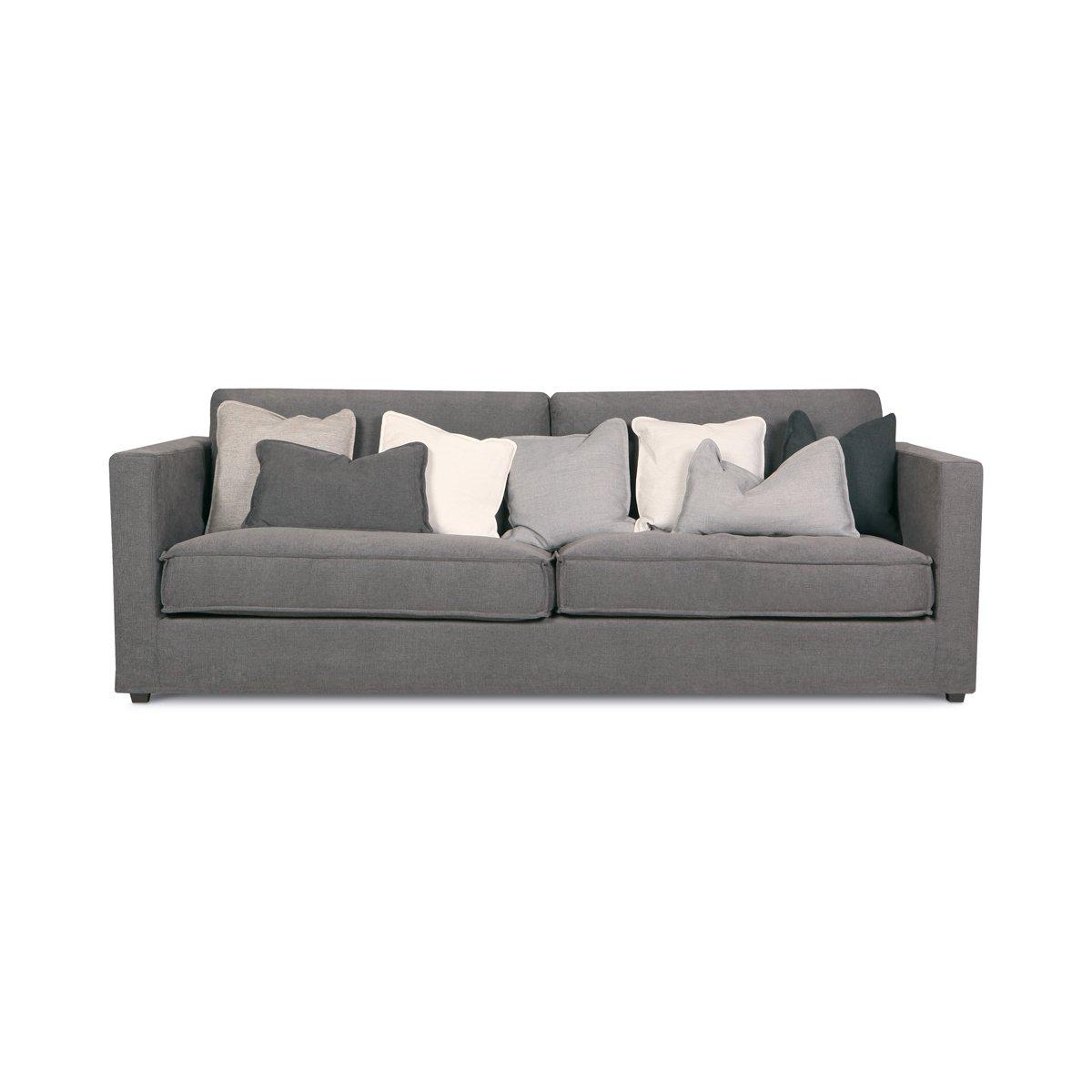 Canape design grenoble meubles et atmosphere for Canapé design gris