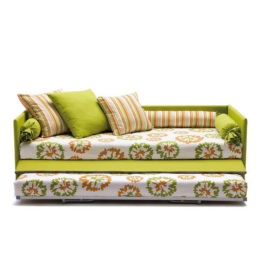 Canap lit gigogne jack meubles et atmosph re for Lit canape gigogne