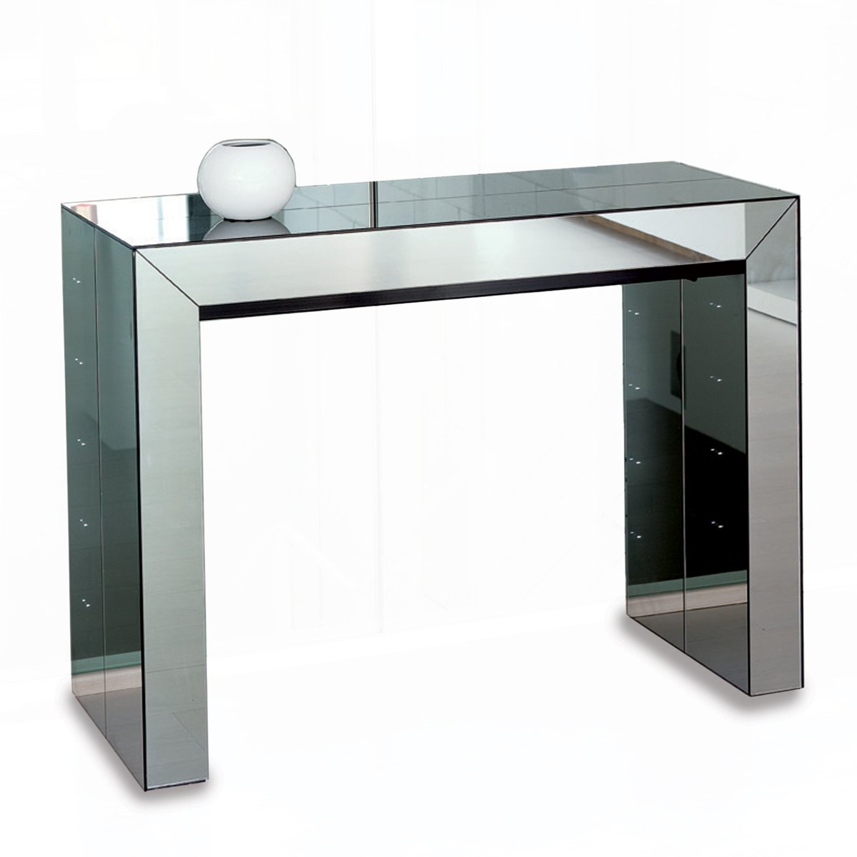 table console miroir meubles et atmosph re. Black Bedroom Furniture Sets. Home Design Ideas