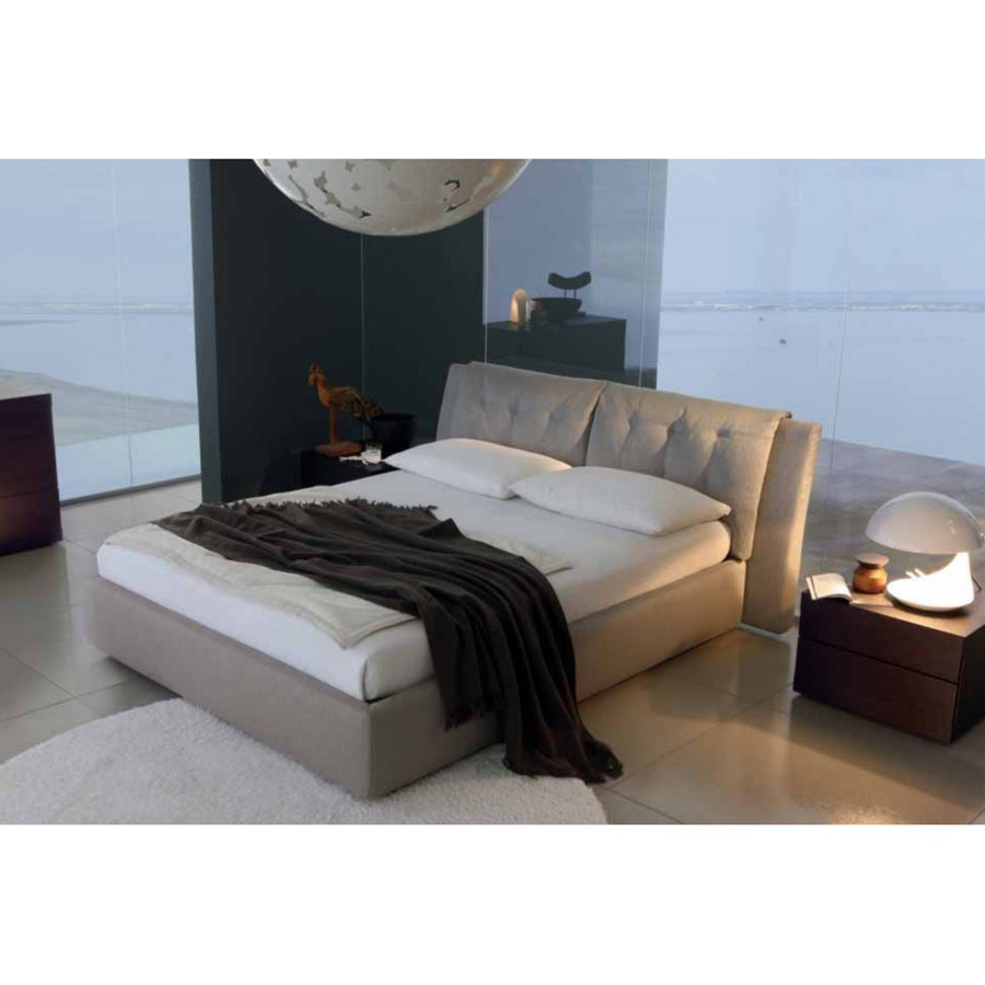 lit coffre bluemoon meubles et atmosph re. Black Bedroom Furniture Sets. Home Design Ideas
