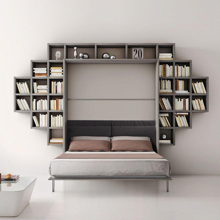 armoire lit paris meubles et atmosph re. Black Bedroom Furniture Sets. Home Design Ideas