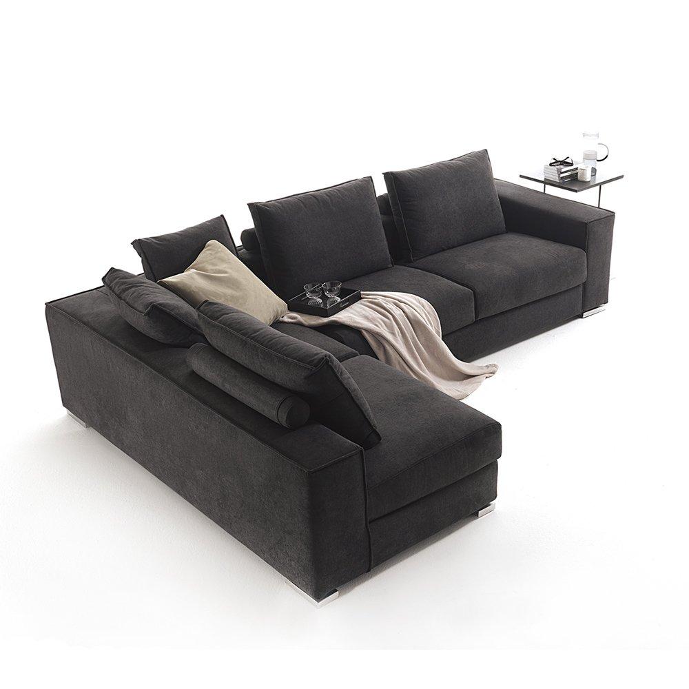 Canap d 39 angle convertible loft meubles et atmosph re - Canape d angle assise profonde ...