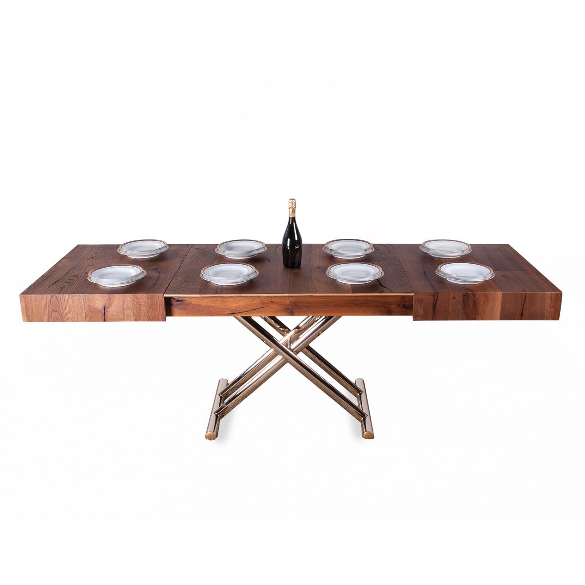 Table basse relevable bois meubles et atmosph re - Verin pour table relevable ...