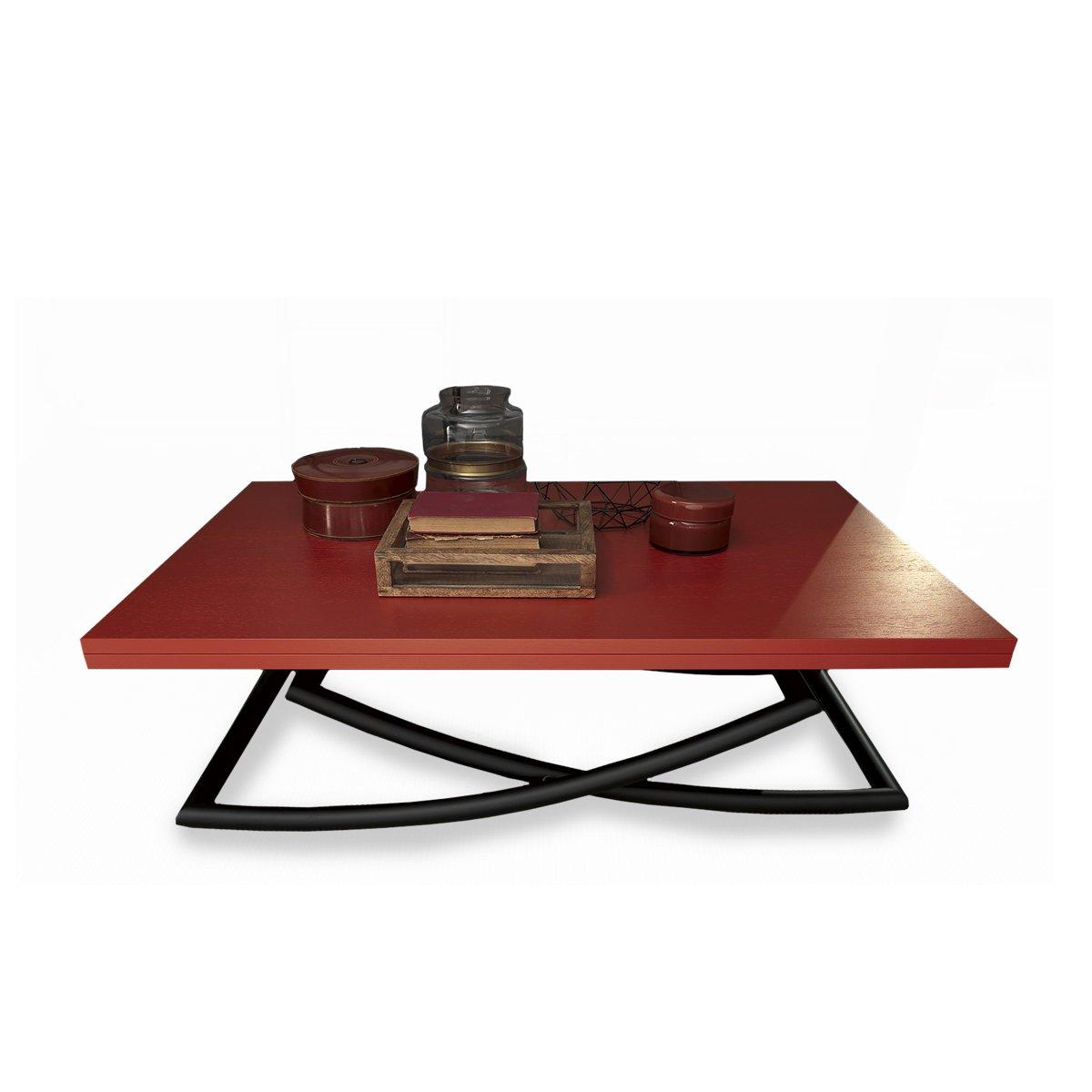 Rehausser Une Table De Salle A Manger table basse relevable ikebana | meubles et atmosphère
