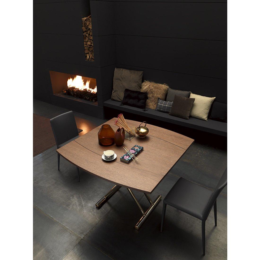 Table Baril table basse relevable vintage baril | meubles et atmosphère