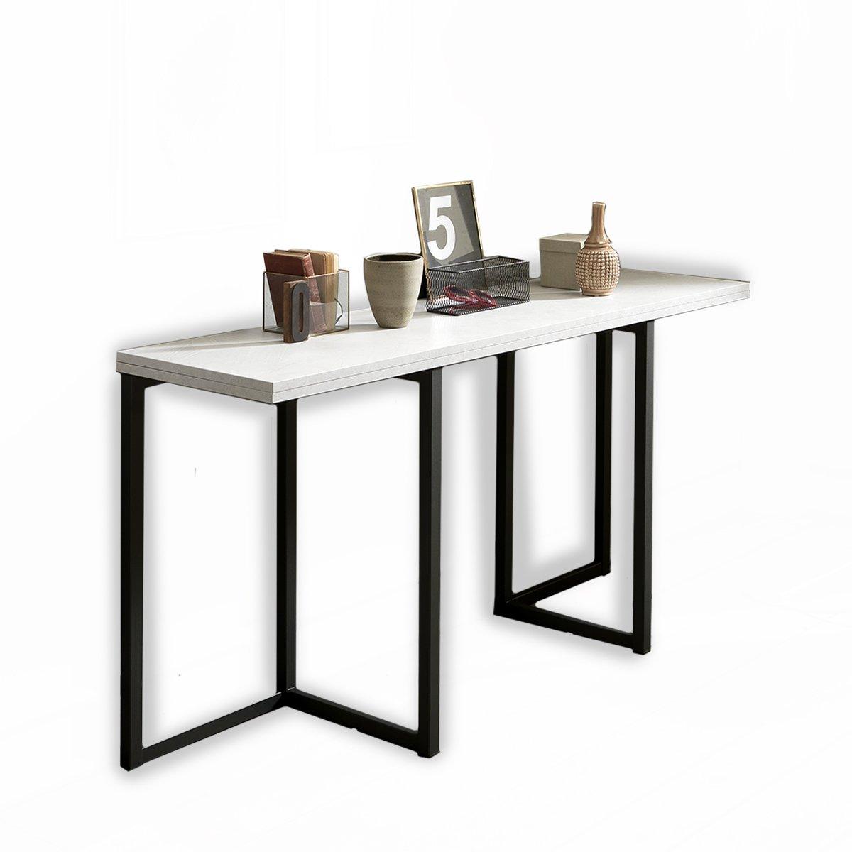 Table Pliante Extensible: Table Console Extensible Design Graphique