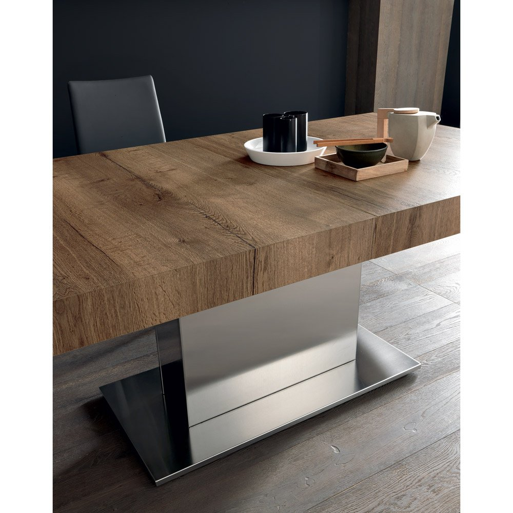 table extensible grandissime meubles et atmosph re. Black Bedroom Furniture Sets. Home Design Ideas