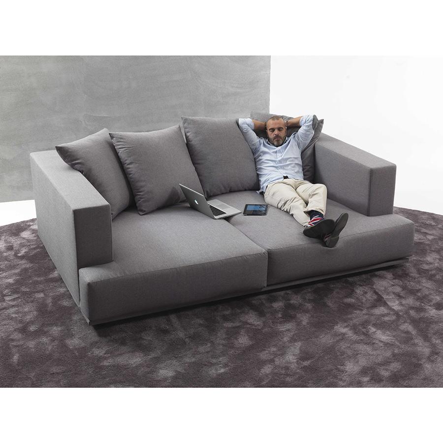 Canapé Moelleux Assise Profonde canapé ultra profond levallois   meubles et atmosphère