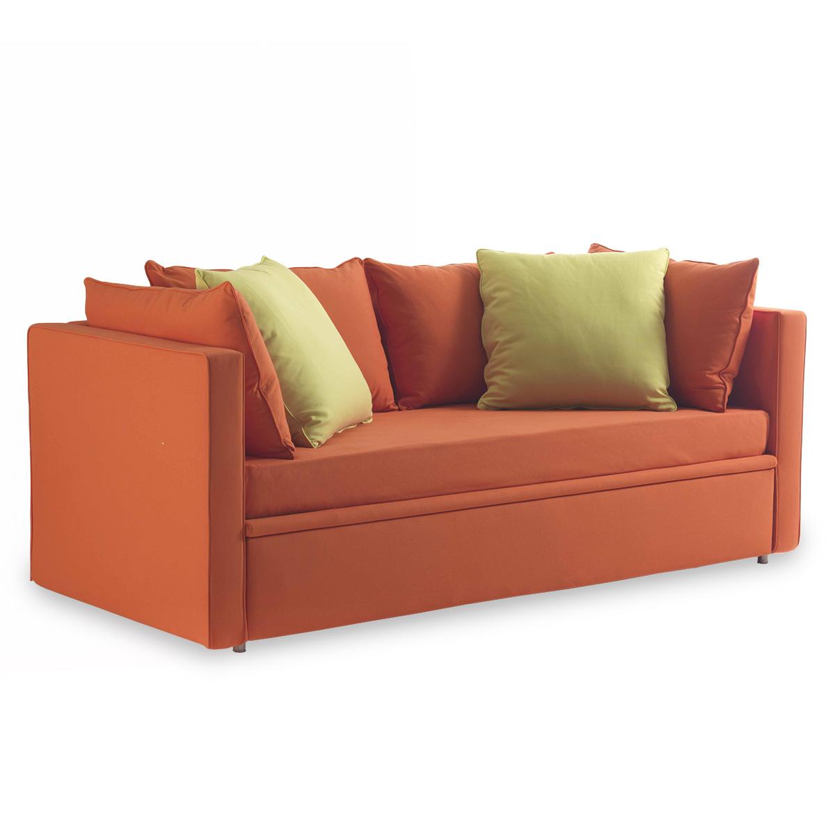 Canap lit gigogne quimper meubles et atmosph re - Canape tres confortable ...