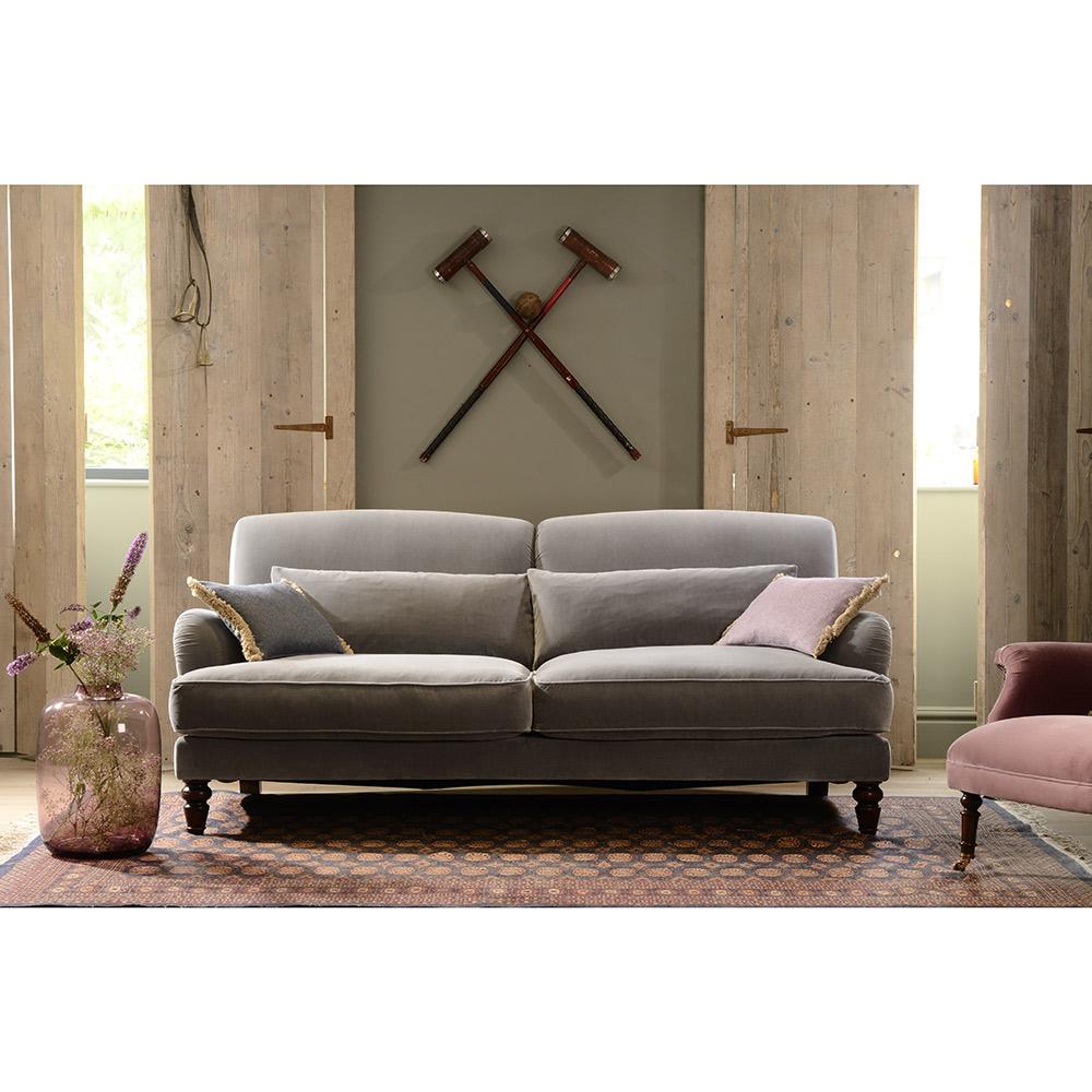 Canapé Moelleux Assise Profonde canapé design haussman   meubles et atmosphère